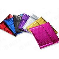 Wholesale Laminated Colorful Metallic Bubble Envelopes Self Sealing For Delivery Industry from china suppliers