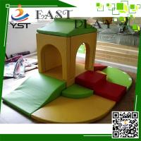 Wholesale Durable Soft Play Furniture , Toddler Soft Play Equipment 220 * 60 * 110 Cm from china suppliers