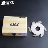 China Wide Tip Finger Joint Shaper Cutter Intensity Enhanced Rust Proof Good Self Lock on sale