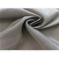 China Jacquard Coated Waterproof Shape Fade Resistant Outdoor Fabric For Winter Coat Or Jacket on sale