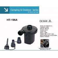 Wholesale HT-196 DC Electric  Air Pump In Camping & outdoor from china suppliers