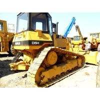 CAT D5H Second Hand Bulldozers CAT 3304 Engine 6 Way Blade No Oil Leakage for sale