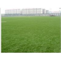 Wholesale Bicolor Field Artificial Synthetic Soccer Grass 50mm Yarn Count 9800Dtex from china suppliers