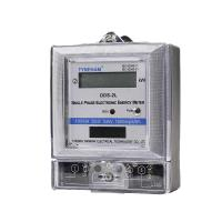 Wholesale Anti Tamper Single Phase KWH Meter With Plastic Case 50 Rated Frequency from china suppliers