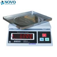 Wholesale OEM Portable Electronic Scale , Household Weighing Machine SUS Pan from china suppliers