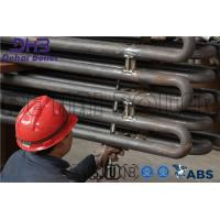 China Ecnomical Economiser Tubes , Boiler Bed Coil Simple Construction Working Principle for sale