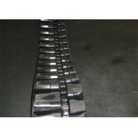 High Speed Undercarriage Rubber Tracks , Mini Crawler Tracks For Yanmar B37