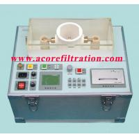 Wholesale DST Transformer Oil Dielectric Strength Tester from china suppliers