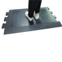 Wholesale 900*600mm T Tooth Interlocking 20mm ESD Floor Mat from china suppliers