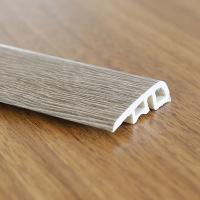 China Waterproof Skirting PVC Flooring Accessories Eco Friendly Customized Thickness on sale