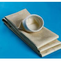 Wholesale High Temperature Aramid Filter Bag 450GSM~550GSM For Cement Plant from china suppliers