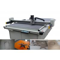 Wholesale Low Layer Gasket Cutting Machines Liner Guide Driving System With Conveyor Belt from china suppliers