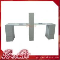 China BQ!! antique beauty nail salon equipment manicure nail table , used pedicure manicure desk wholesale price on sale