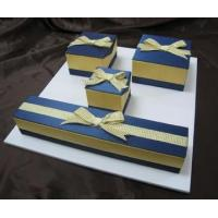 Wholesale High-end Pop Design Jewelry Packaging Paper Box from china suppliers