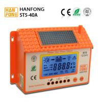 12V 24V Auto Switch Solar Power Controller With Converse Discharge Protection for sale