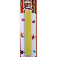 Wholesale Yellow Birthday Cake Candles (YFC0007) from china suppliers