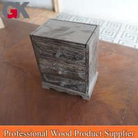 custom made unfinished wood boxes gift with lids