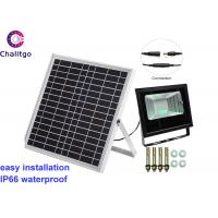 Wholesale 100W Highlight Solar Powered Backyard Lights Waterproof IP66 Solar Led Yard Lights from china suppliers