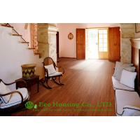 China Natural Color Strand woven bamboo flooring For Indoor on sale