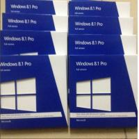 China Full Version Windows 8.1 Product Key Code 32 Bit / 64 Bit 100% Activation for sale
