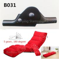 Best Most welcome metal tube folding connecting hinge for sofa bed and chair B031 wholesale