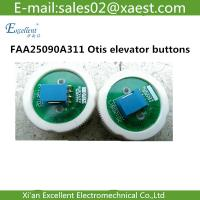 Wholesale Elevator Button FAA25090A311used for OTIS elevator parts from china suppliers