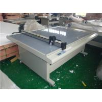Best Laser position digital preprint cut creasing plot flatbed digital cutting machine wholesale