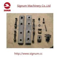 Wholesale Fish Plate/Joint Bar For Uic60, Railway Fastener from china suppliers