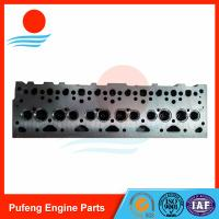 Wholesale high hardness cylinder head exporter in China, OM352 cylinder head for Mercedes Benz truck 3520105220 from china suppliers