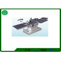China Height Adjustable Operating Room Equipment For Hospital Operating Table on sale