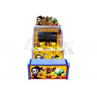 China Turkey hot popular kids shooting ball out prize game machine video game machine for sale on sale