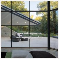 Wholesale China 4mm 6mm 8mm 10mm 12mm Clear/Frosted Glass Wall from china suppliers