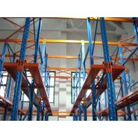 Wholesale Large Scale Drive In Pallet Racking Space Saving For Warehouse Storage from china suppliers