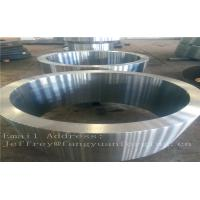 Wholesale EN26 Alloy Steel Forgings Ring Q+T Heat Treatment Machined And UT Test from china suppliers