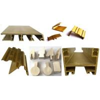 Buy cheap custom brass copper alloy extrusion extruded shapes from wholesalers