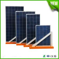 Poly-crystalline silicon solar panel 75w, A grade small power solar modules for sale for sale