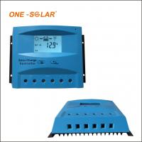 Wholesale 20A LCD Display PWM 12V / 24V / 48v solar panel solar energy controller from china suppliers