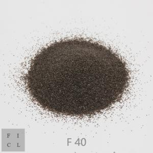 Wholesale 95% min F40 Brown Fused Aluminum Oxide For Cutting Wheel Making from china suppliers