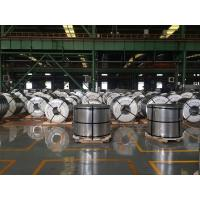 China Flat Roll Tin Plated Steel Sheet High Paintability Beautiful Metallic Luster for sale