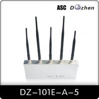 Wholesale 2-50M Mobile Signal Jammer (DZ101E-A-5) from china suppliers