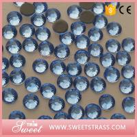 Wholesale Factory Wholesale Rhinestones Hot Fix Gemstones Leather Belts Ornaments Smoked Topaz Fashion Accessories Bling Trim from china suppliers