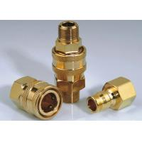 Wholesale Flexible High Flow Hydraulic Quick Couplers , LSQ-RD Japanese Type High Flow Coupler from china suppliers