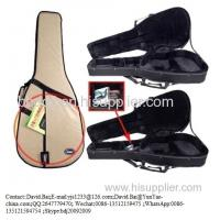 China Professional Musician's Gear Deluxe Electric Guitar Case for sale