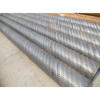 China Stainless steel water well filter screen pipe casing for sale