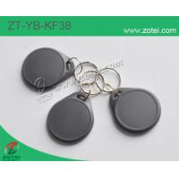 Buy cheap ABS key tag/keyfob/keyring,Model:ZT-YB-KF38,42×36×6mm from wholesalers
