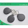 Buy cheap ABS key tag/keyfob/keyring,Model:ZT-YB-KF38,42×36×6mm from wholesalers
