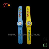 Popular customized slap promotion watch for children and adults