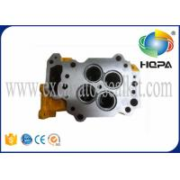 Wholesale 6151-12-1101 6151121101 Engine Cylinder Head For Komatsu Engine 6D125 from china suppliers