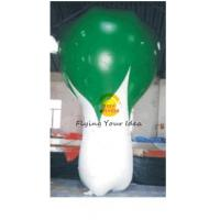 Wholesale 7m Inflatable Advertising Helium Balloons 0.4mm PVC Tarpaulin For Promotion from china suppliers