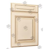 Wholesale Multi Color Solid Core Molded Doors , Melamine Engineered Wood Doors from china suppliers